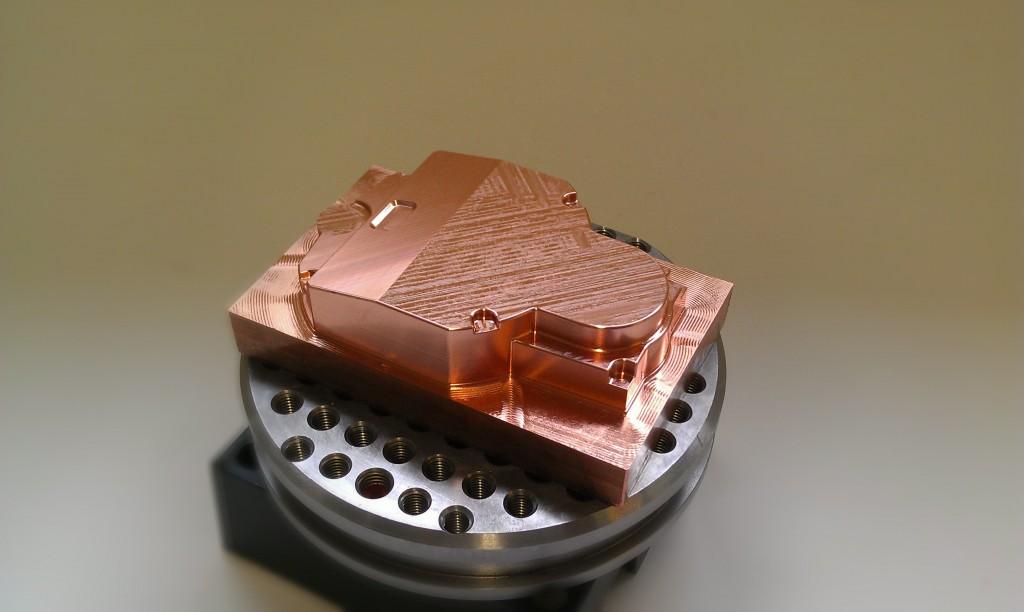 Elektrode på Erova system