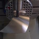 Maskin del til bearbejdning på 5-akset DMU V50 eVOLUTION